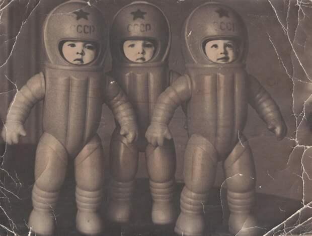 Наше космическое детство