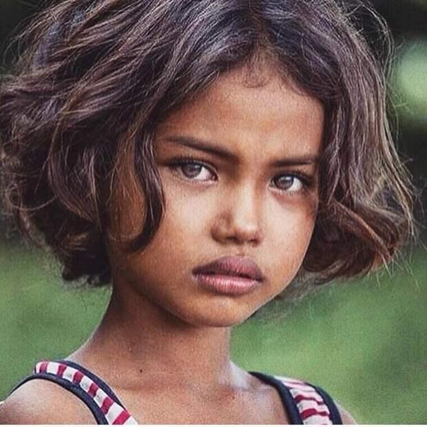 11 безумно красивых детей, которые покорят ваше сердце!