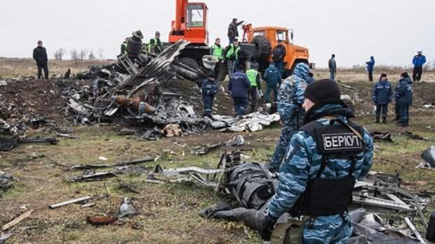Леонков: катастрофа с МН17 спланирована спецслужбами США