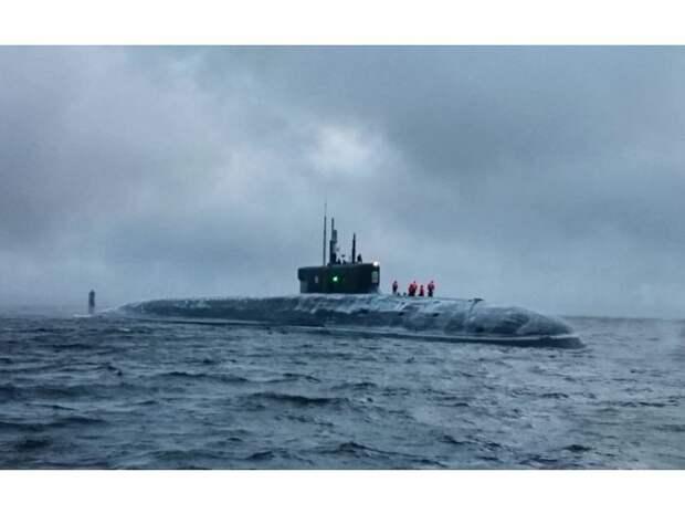 ВМФ РФ в 2020 году недополучил 4 атомные подводные лодки