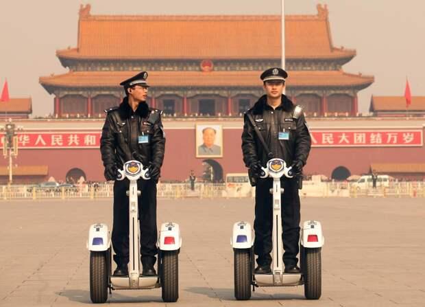 Китайская юстиция - сурово и справедливо...