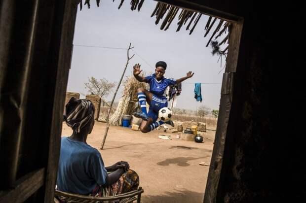 13 самых сильных фото с конкурса World Press Photo