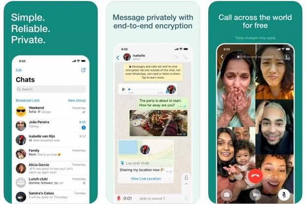 Ускорение голосовых сообщений пришло в WhatsApp для iPhone