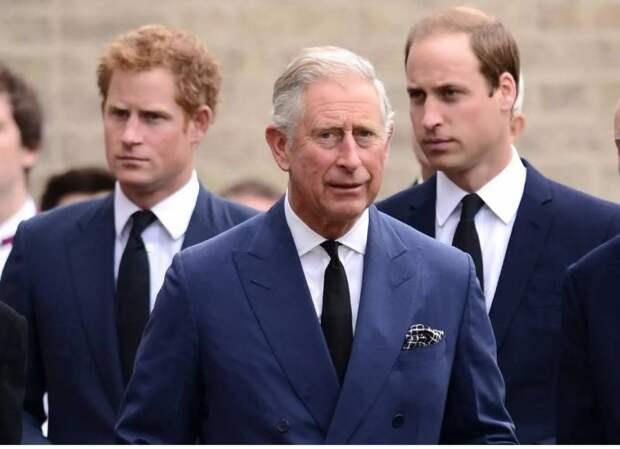 Очередной скандал в «благородном семействе»