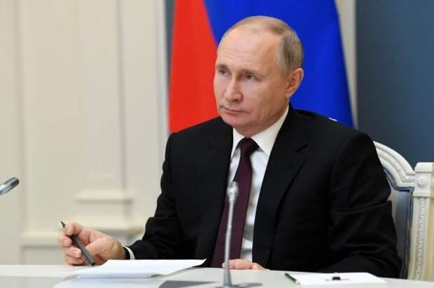Путин подписал указ о призыве граждан в запасе на военные сборы