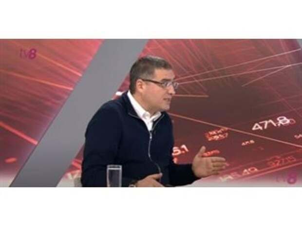 Молдавский «майдан» возглавит Усатый, называя это революцией