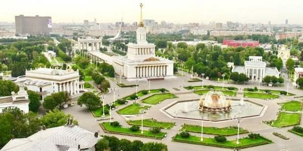 Сергунина рассказала о скором открытии экскурсионного сезона на ВДНХ. Фото: Д. Гришкин mos.ru