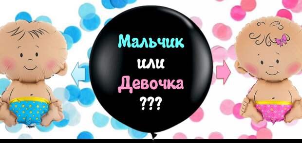 МАЛЬЧИК ИЛИ ДЕВОЧКА.