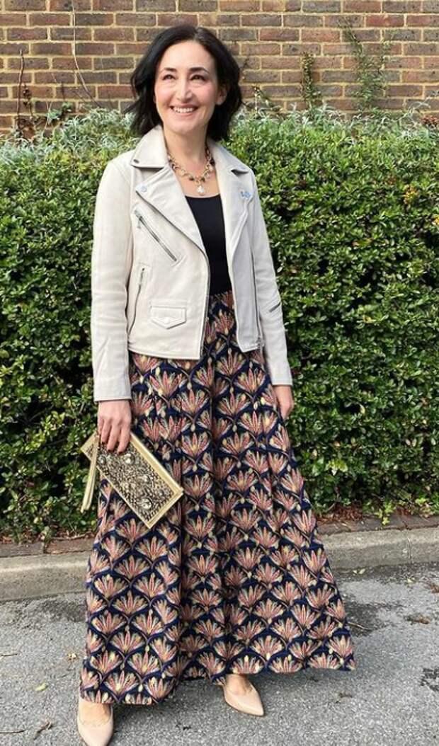 Как носить привычную одежду стильно в 50 лет. Советы стилиста для тех, кто не гонится за модой