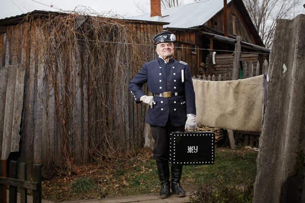Вятский модник: как 72-летний пенсионер своими нарядами дает фору молодым, фото № 14