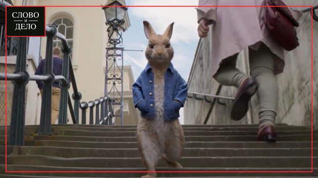 Почему стоит посмотреть мультфильм «Кролик Питер 2»