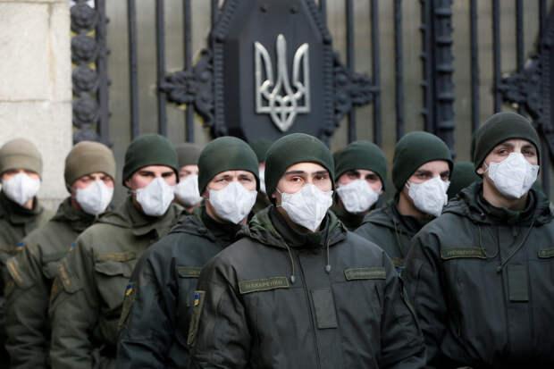 Украина под угрозой локдауна