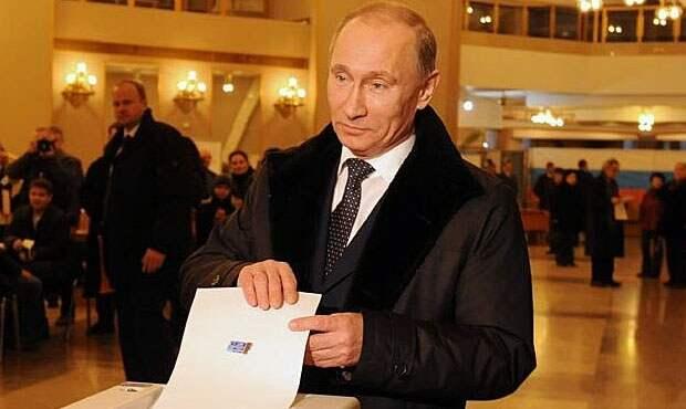 Работа Путина на Россию не закончится в 2024