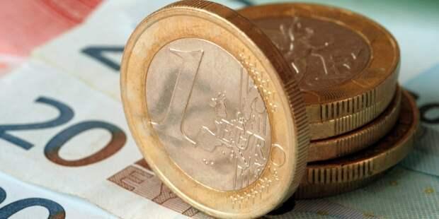Курс евро взлетел выше 92 руб.