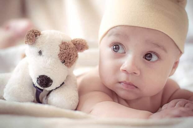 Какие игрушки нужны ребенку в первые шесть месяцев жизни