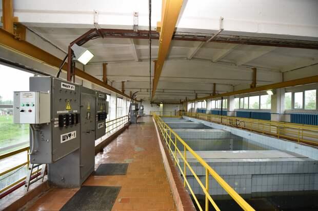 В Рязани строят артезианские скважины для Водоканала