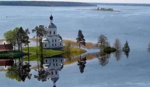 Красивейшие озёра России