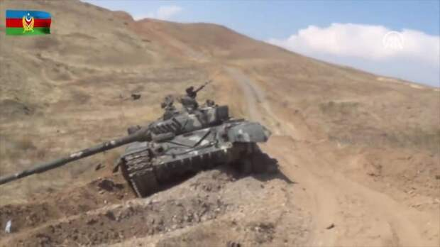 Война в Карабахе. Уже давно не двое в драке