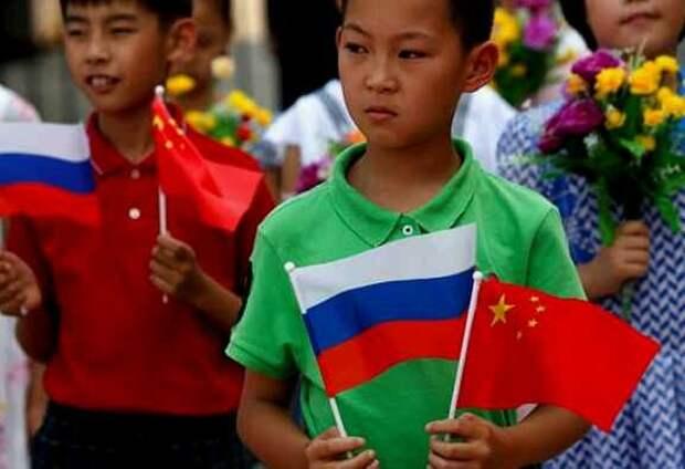 Американские СМИ попытались Китаем напугать Россию. Вышло не очень...
