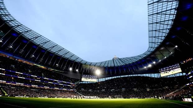 «Тоттенхэм» покажет финал ЛЧнасвоем стадионе. Продали 62 тысячи билетов