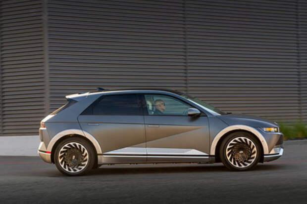 Hyundai Ioniq 5 (2022)