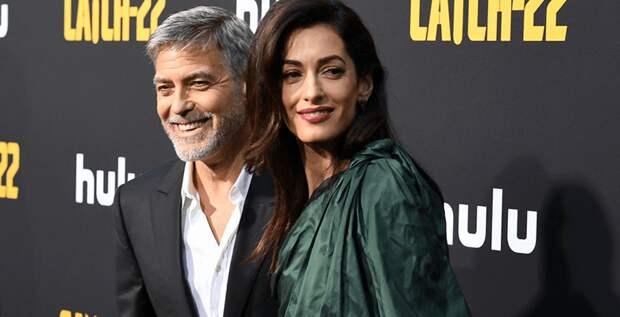 Джордж Клуни рассказал о подросших детях и чувствах к жене