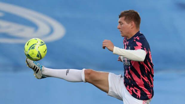Футболист «Реала» Кроос заболел коронавирусом