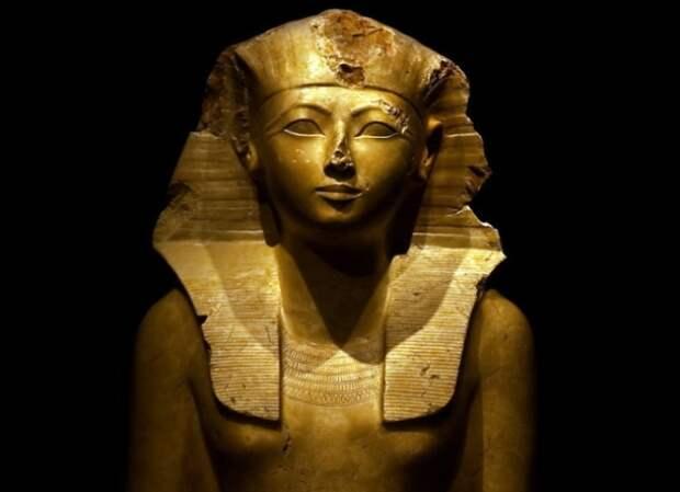 Загадки женщины-фараона Хатшепсут: как царица Египта стала царем