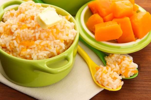 приготовить рис на сковороде рецепт