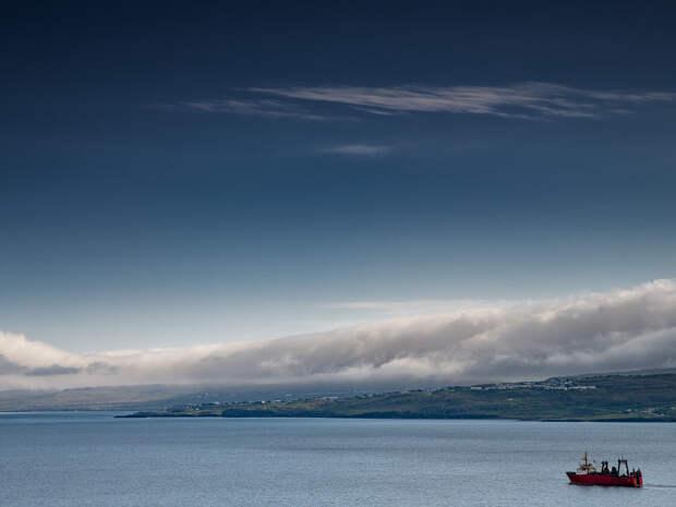 Faroe Ships (III) - Good-bye by 4/3pics Maximilian Busl on 500px.com