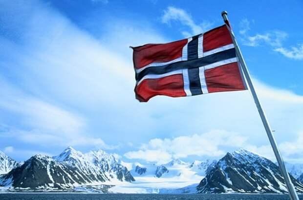 NBIM Норвегия