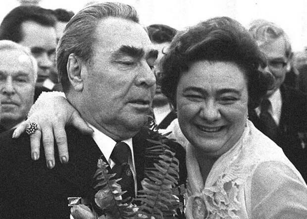 Галина Брежнева и Марис Лиепа: Страстный роман с камнем