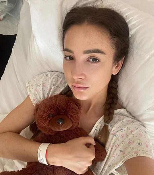 «Пока не выписывают!»: Ольга Бузова начала ходить после операции