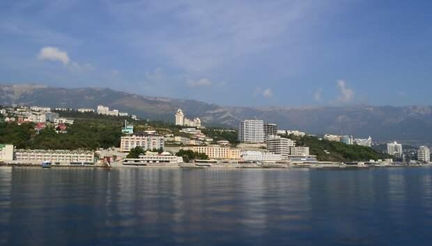 Московский регион станет лидером по числу туристов в Крыму летом 2019 года
