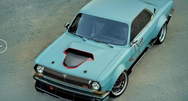 ГАЗ-24 купе: маслкар-рестомод, который мы заслужили
