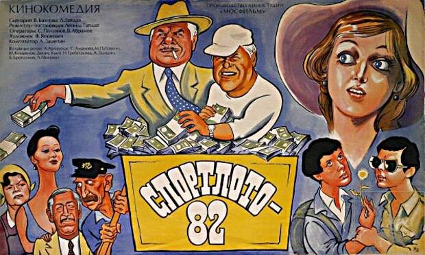 4 факта о том, как советская власть подсаживала население на «Спортлото»