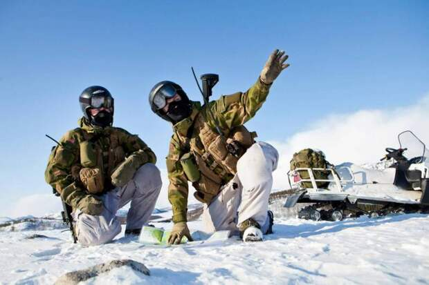 Россия столкнулась на Севере с прямой угрозой