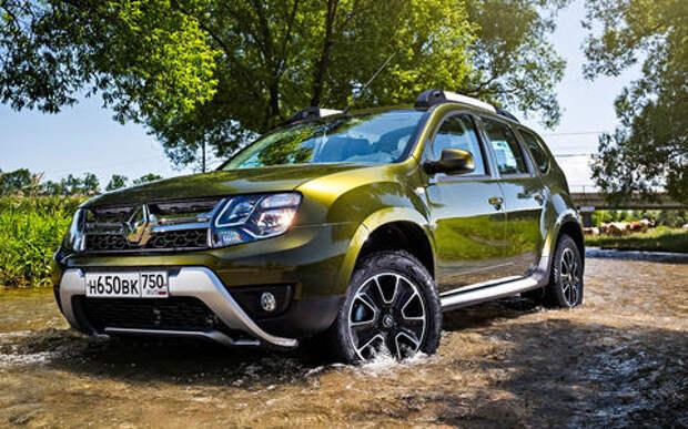 Renault Duster с пробегом: все его недостатки