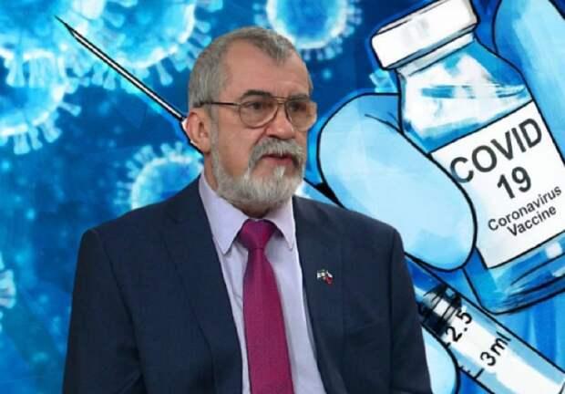 Профессор Никифоров объяснил феномен с конкурентом «Спутника V»