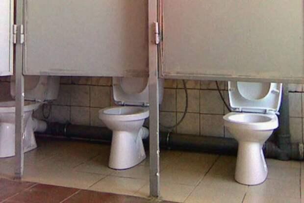 Туалетный кошмар: даже если бы вы были в отчаянии, вы бы не осмелились их использовать