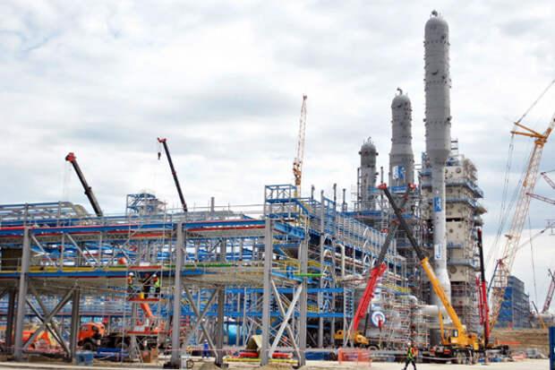 Путин: Амурский ГПЗ – шаг к более эффективному использованию ресурсов