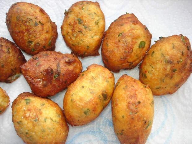 Фрикадельки С (сыром )Рикотта