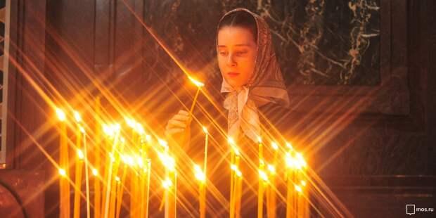 В храме-часовне в Анадырском проезде обновили расписание богослужений на апрель
