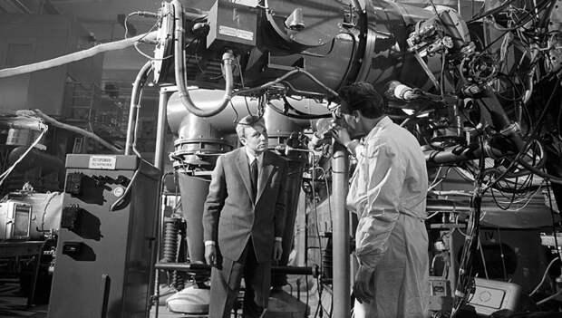 На Солдатской пройдет бесплатный показ культового фильма о физиках-ядерщиках