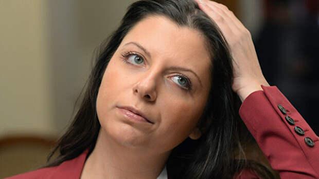 Симоньян назвала смешными штрафы за цензуру против российских СМИ