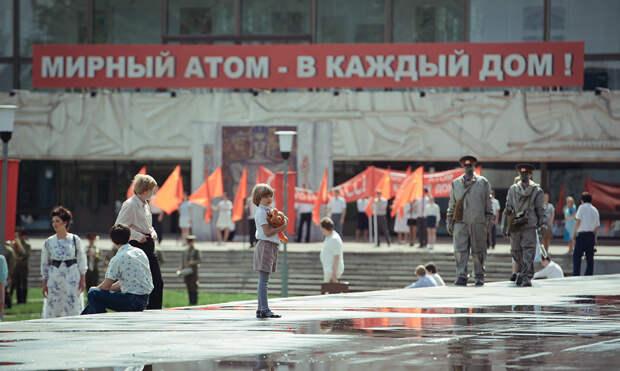 Фильм Чернобыль от Данилы Козловского