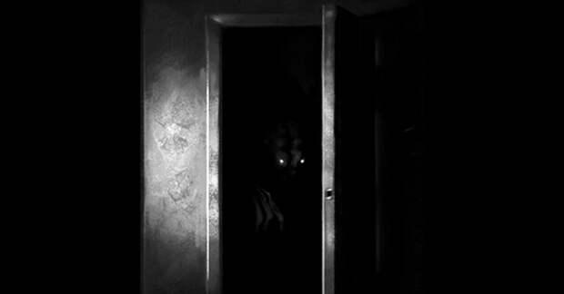 История из детства. Страшная история на ночь.