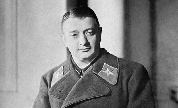 Как служба безопасности Гитлера спровоцировала арест Тухачевского