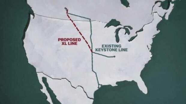 National Interest: Байден сделал ошибку, запретив нефтепровод Keystone XL