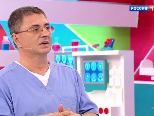 Доктор Мясников призвал с уважением относиться к жиру